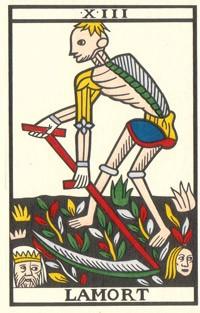 l'arcane XIII