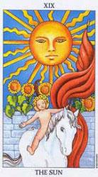 the sun rider waite
