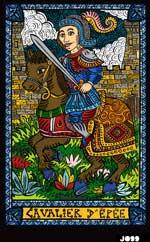cavalier d'épées