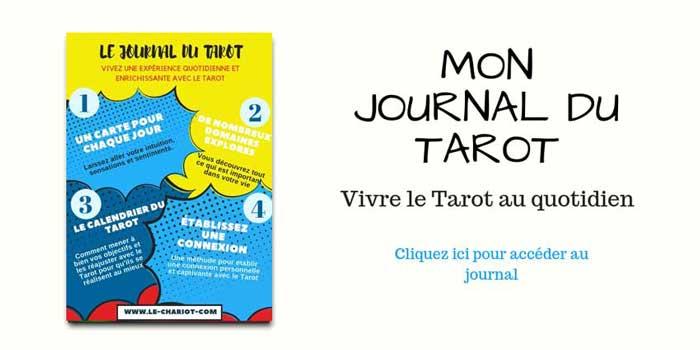 journal du tarot